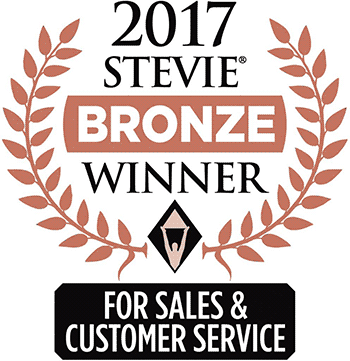 Stevie Bronze Winner